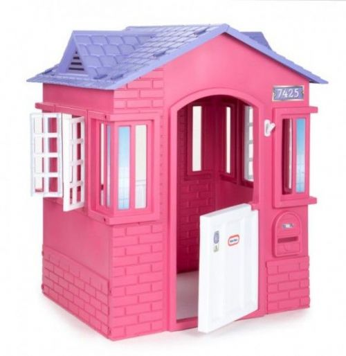 Cute Girls Cottage Garden Playhouse